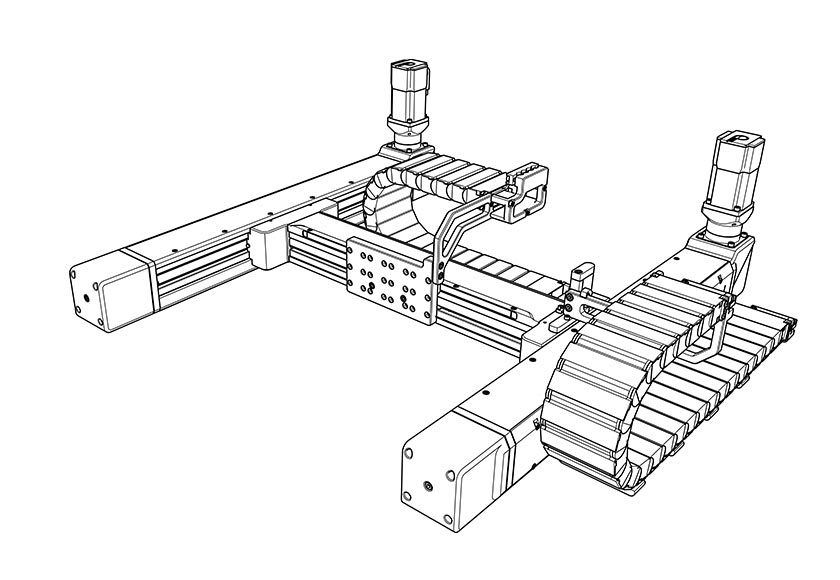 gantry cad download